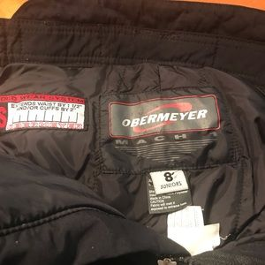 Obermeyer Other - ❤️SALE!  SNOW PANTS SIZE 8 JUNIOR